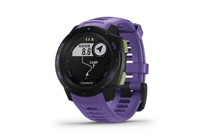 Garmin x《新世紀福音戰士 Evangelion》聯乘系列腕錶發佈