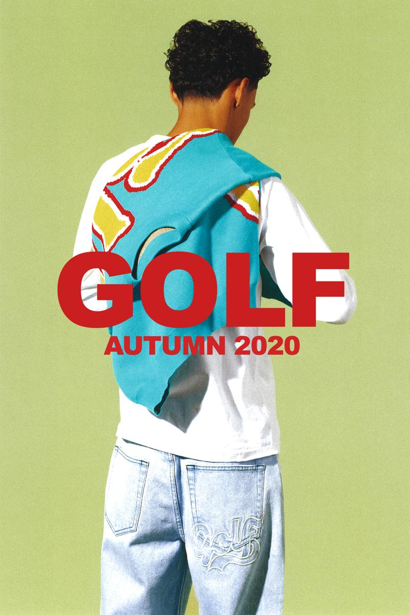 GOLF WANG 2020 秋季系列 Lookbook 正式發佈