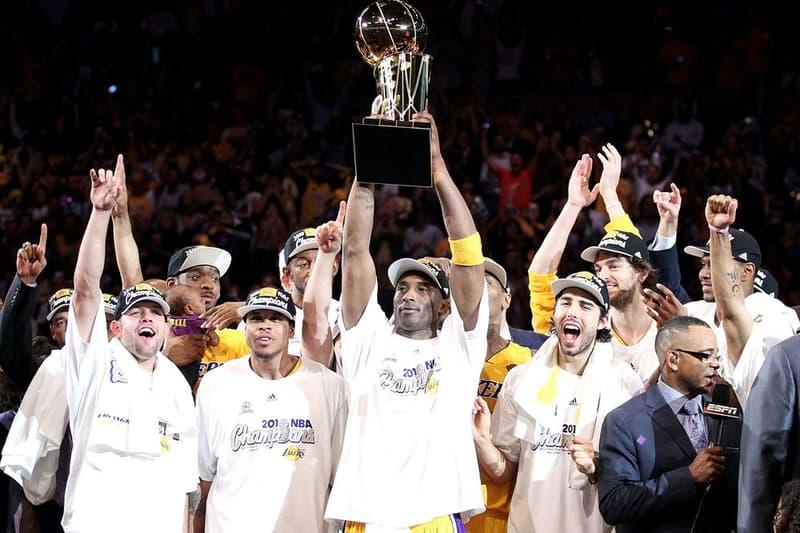 回顧 Kobe Bryant 2009 - 2010 賽季期間五大精彩時刻