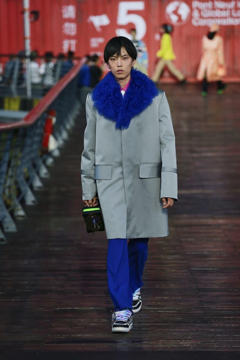 Virgil Abloh 執掌 Louis Vuitton 2021 春夏系列男裝秀正式發佈