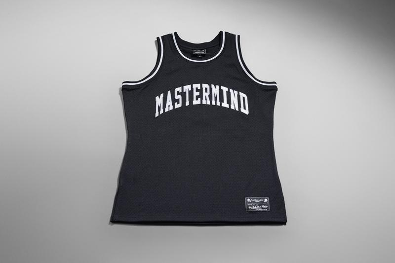mastermind JAPAN x Mitchell & Ness 全新聯乘系列正式發佈