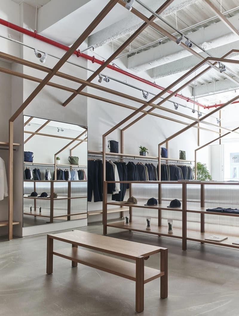 nanamica 於美國紐約正式開設品牌首間店舖