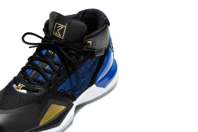 New Balance 正式推出 Kawhi Leonard 簽名籃球鞋 4 BOUNCES