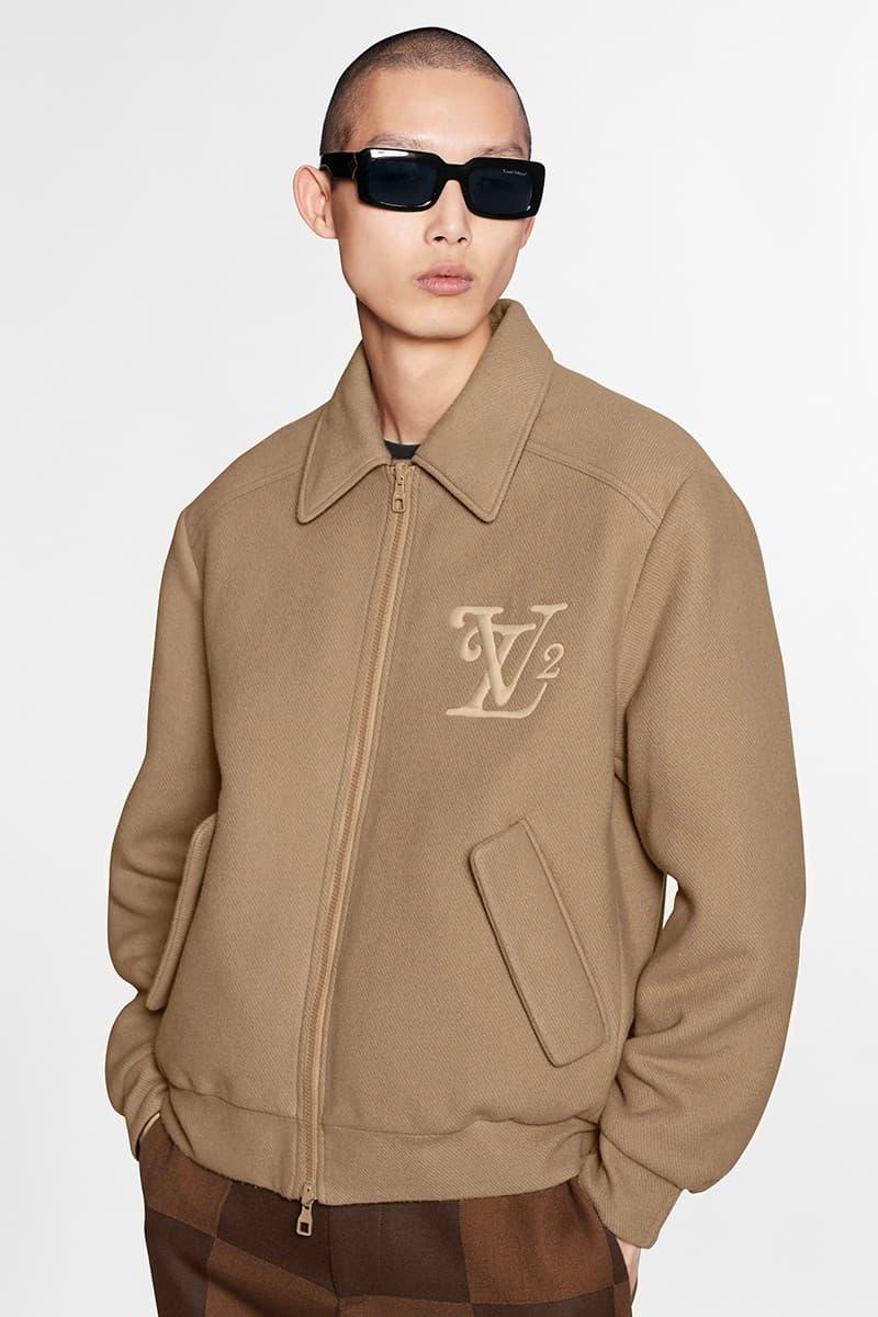 Virgil Abloh 攜手 NIGO 打造 Louis Vuitton 聯名企劃「LV²」第二波發售單品全公開