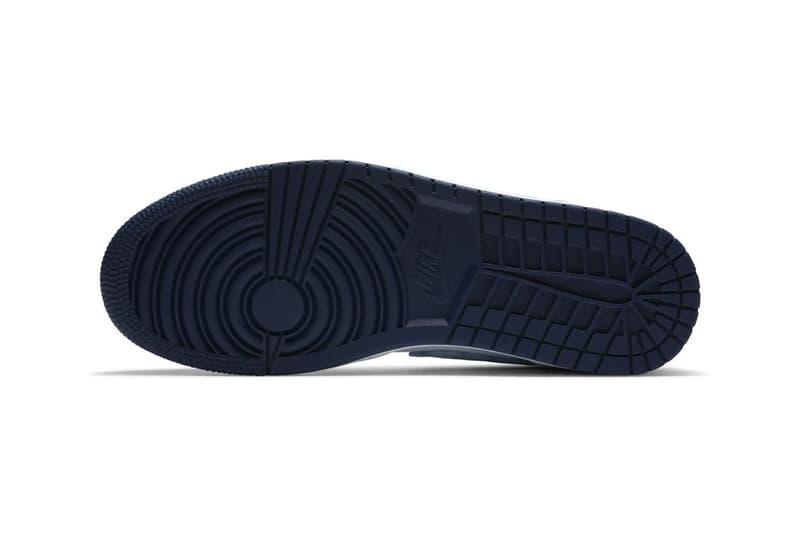 Air Jordan 1 Low 最新配色「Washed Denim」發佈
