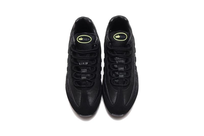 Nike Air Max 95 全新配色「Black Anthracite」發佈