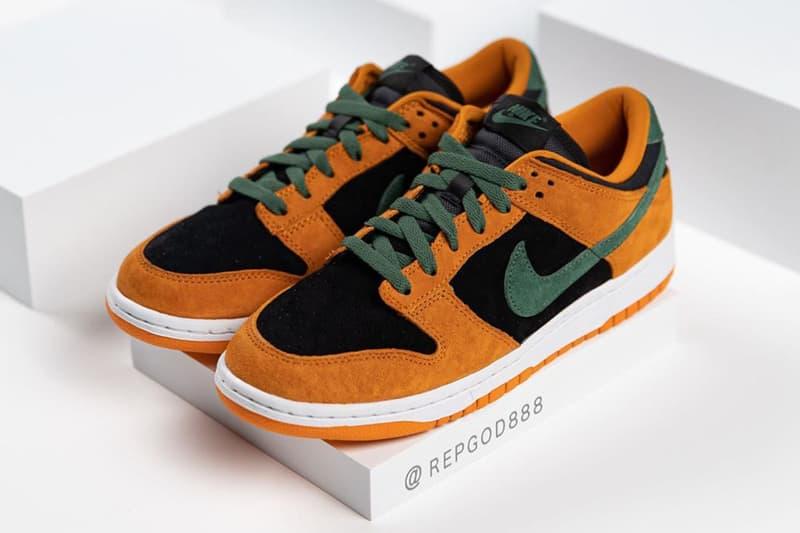 Nike Dunk Low 全新配色「Ceramic」清晰圖輯、發售情報曝光