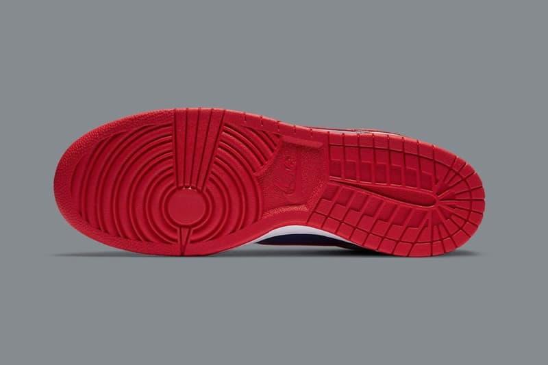 Nike Dunk Low SP 2001 年經典配色「Samba」即將復刻回歸