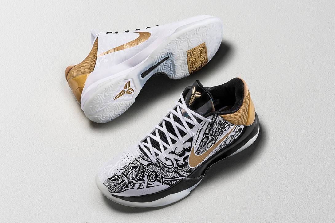 Nike 正式發表全新「Mamba Week」球衣及鞋款系列