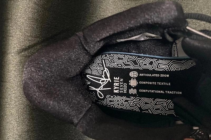 率先預覽 Nike Kyrie 7 全新簽名鞋款