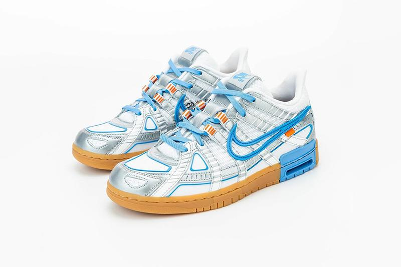Off-White™ x Nike Air Rubber Dunk「University Blue」發售情報曝光