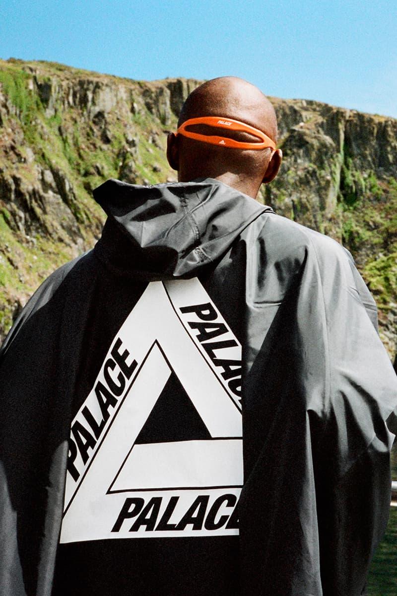 Palace x adidas Originals 全新聯乘「SunPal」系列正式發佈