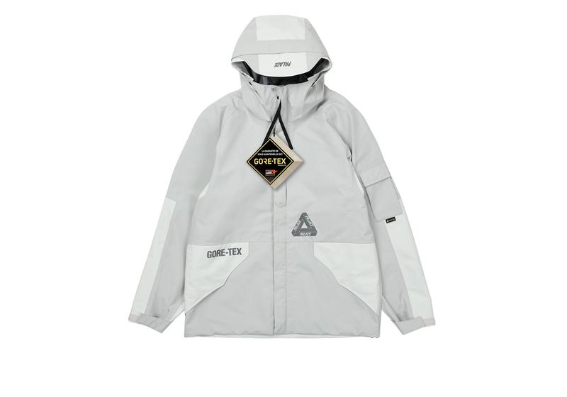 Palace Skateboards 2020 秋季系列 Gore-Tex 單品一覽
