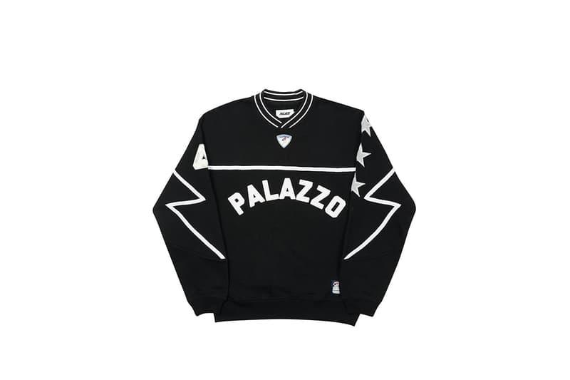 Palace Skateboards 2020 秋季系列外套及衛衣單品一覽