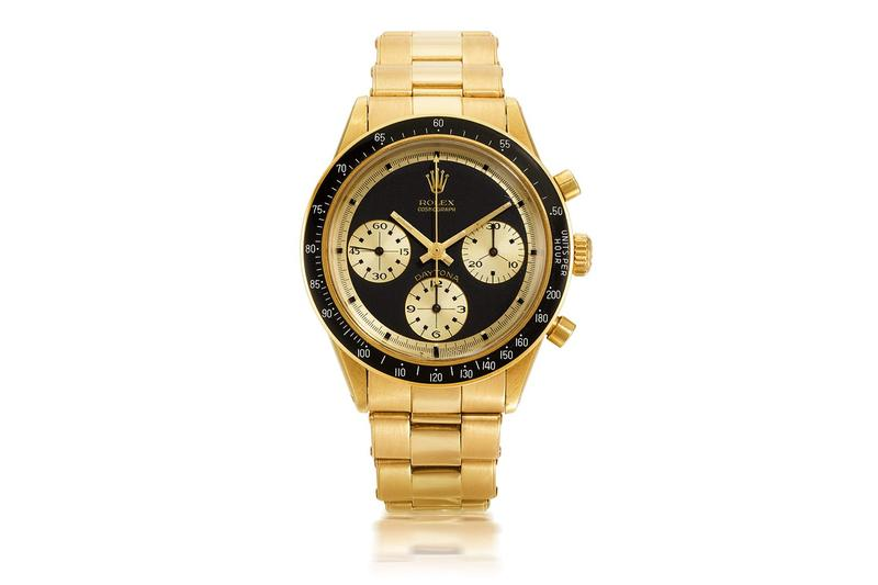 極罕 Rolex Daytona「John Player Special」以超過 $150 萬美元拍賣
