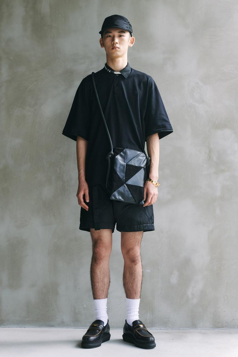 sacai 2021 春夏男裝系列正式登場