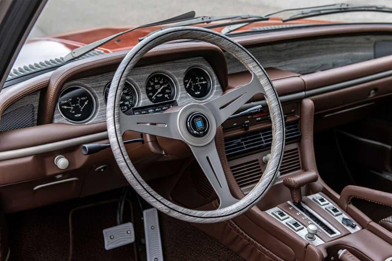 率先一覽 Robert Downey Jr. 座駕 1974 年 BMW 3.0 CS