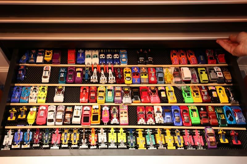網民展示價值 $150 萬美元 Hot Wheels 玩具車收藏