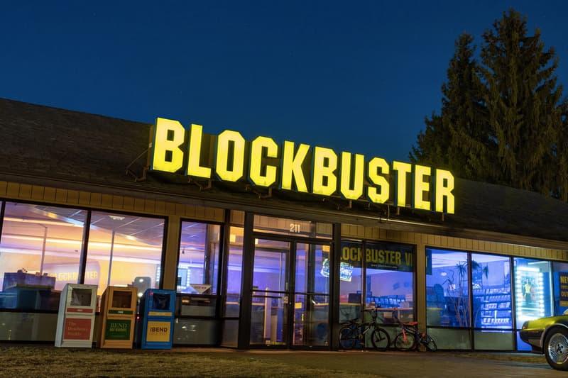 全球最後一間 Blockbuster 百視達攜手 Airbnb 即將開放「夜宿」預約服務