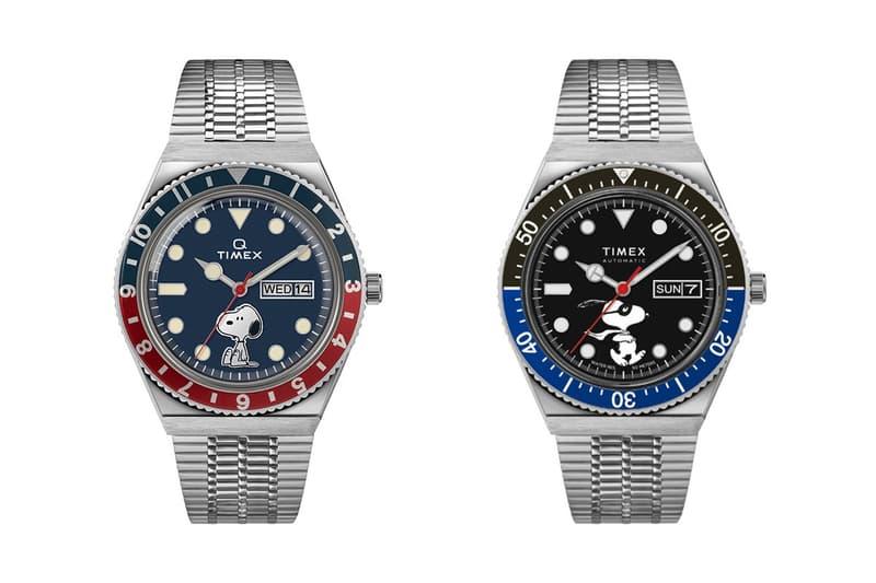 Timex 推出《PEANUTS》70 週年聯乘系列腕錶