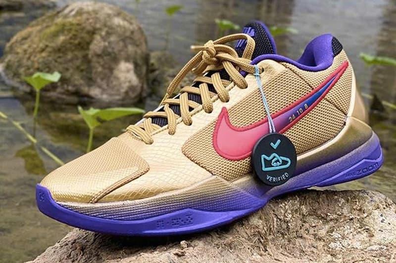 UNDEFEATED x Nike Kobe 5 Protro 最新聯名配色「Hall of Fame」率先曝光