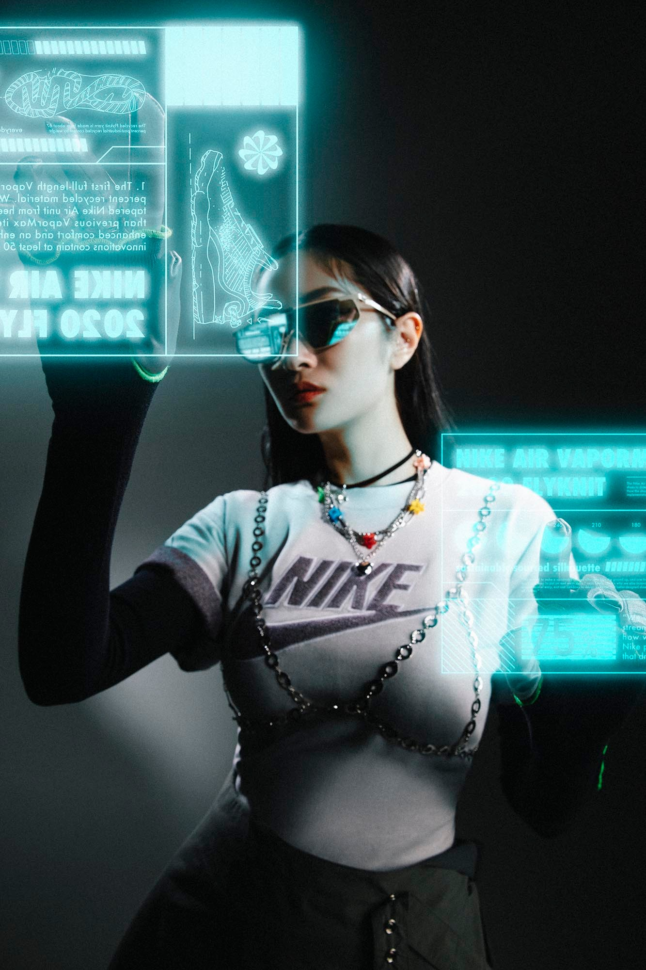永續時尚的新趨勢 VaporMax 2020 與 Tequila 共同邁進