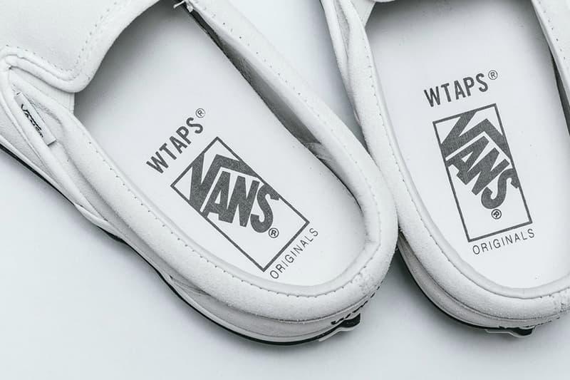 Vault by Vans x WTAPS 首波聯名系列台灣發售情報公開