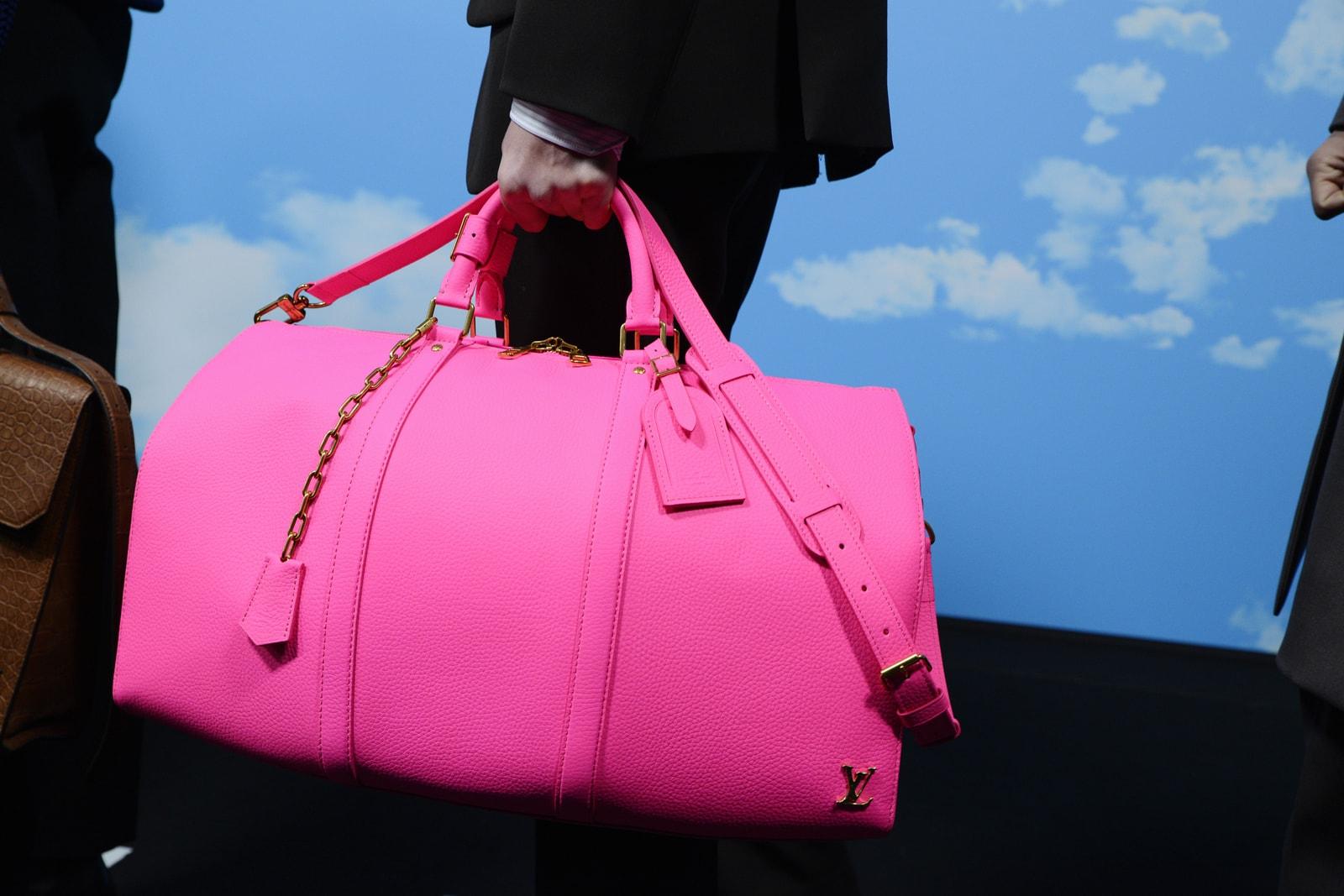 HYPEBEAST 走進 Louis Vuitton 2020 秋冬時裝展後台