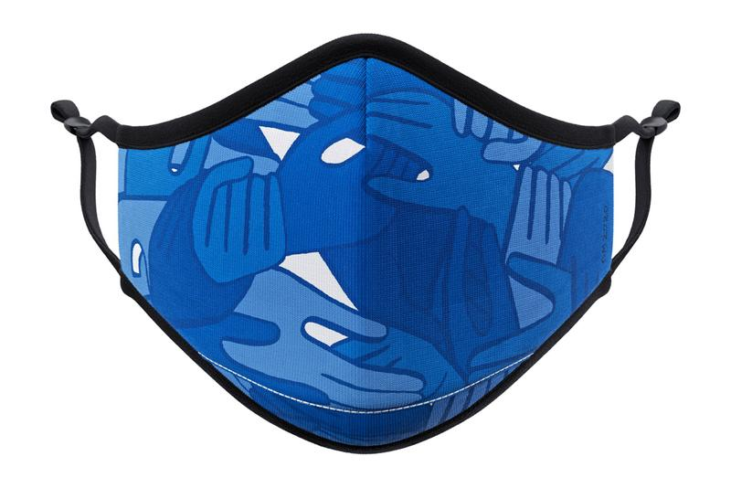 Vistaprint 攜手 Futura、Parra 等藝術家打造別注藝術口罩系列