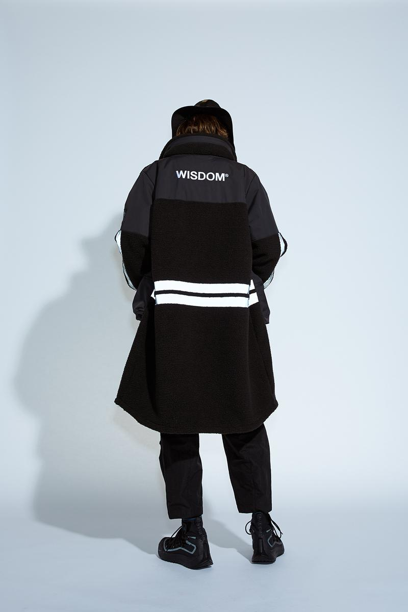 WISDOM® 2020 秋冬系列 Lookbook 正式發佈