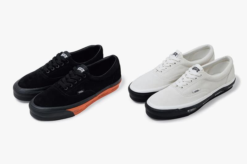 WTAPS x Vans 最新聯名鞋款即將登場