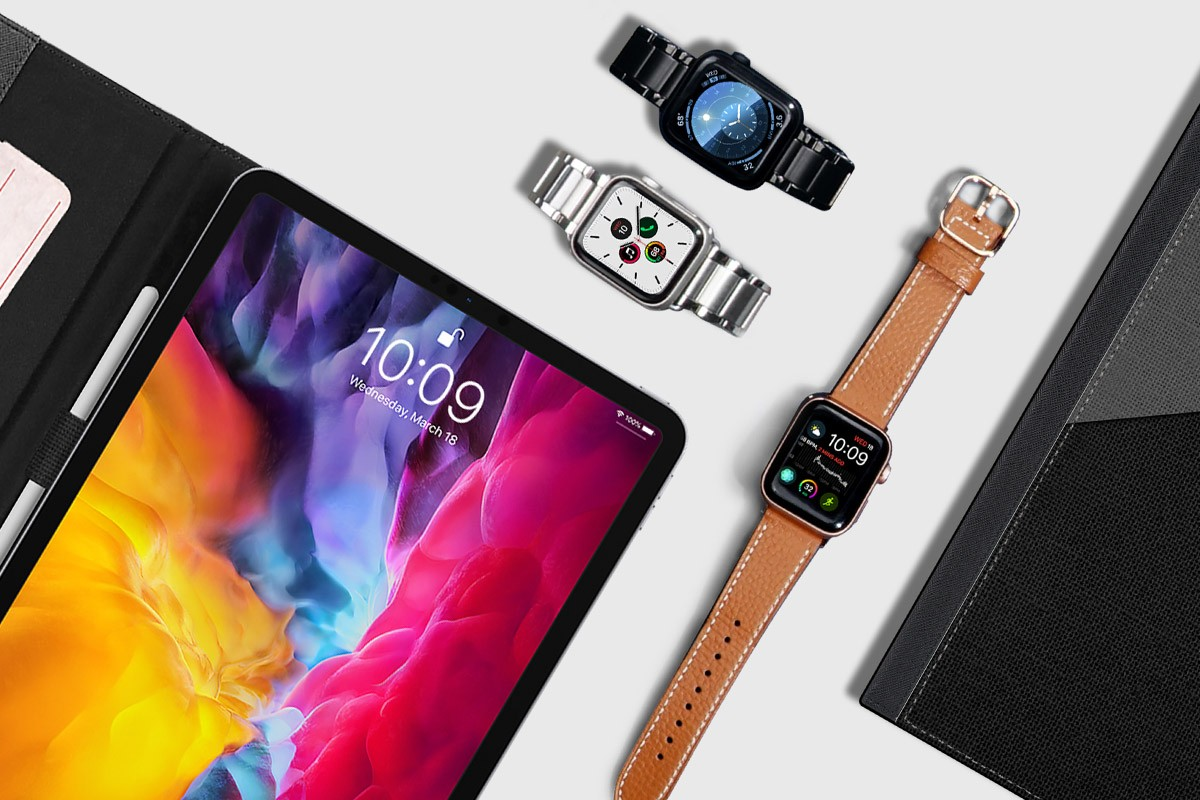 CASETiFY 推出最新 Apple Watch Series 錶帶系列
