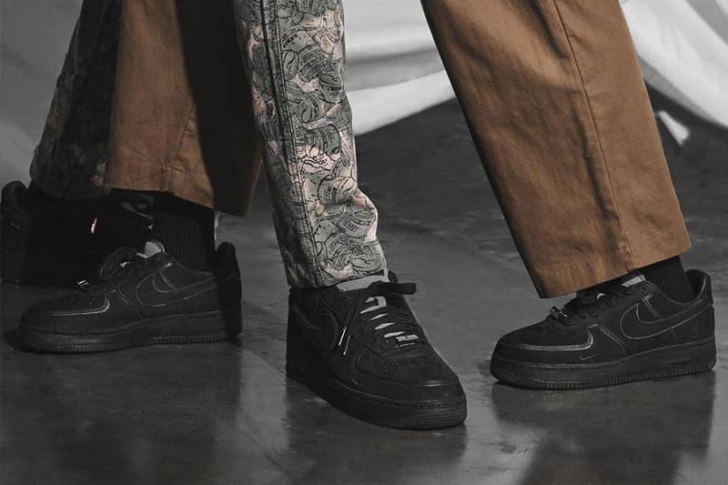 A Ma Maniére x Nike Air Force 1 最新聯乘鞋款正式發佈