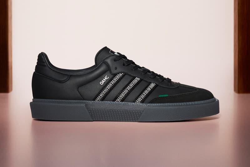 adidas x OAMC 全新聯乘系列鞋款正式發佈