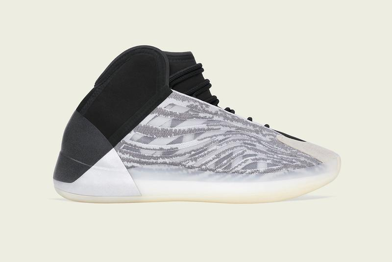 adidas YEEZY QNTM 籃球鞋款元祖配色「Quantum」發售情報公開