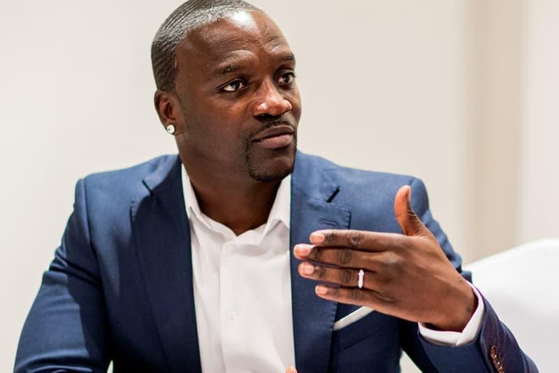 Akon 正式宣佈非洲「Akon City」工程建設將於 2021 年啟動