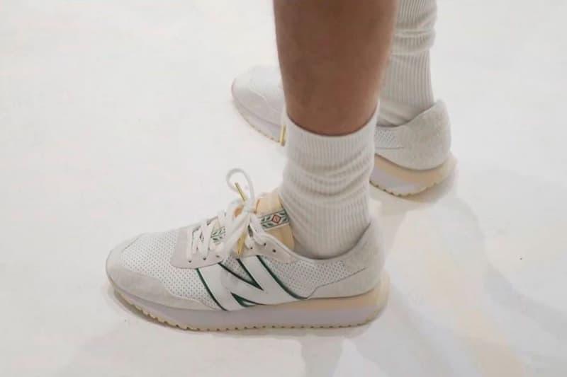 率先近賞 Casablanca xNew Balance 327 最新聯名鞋款