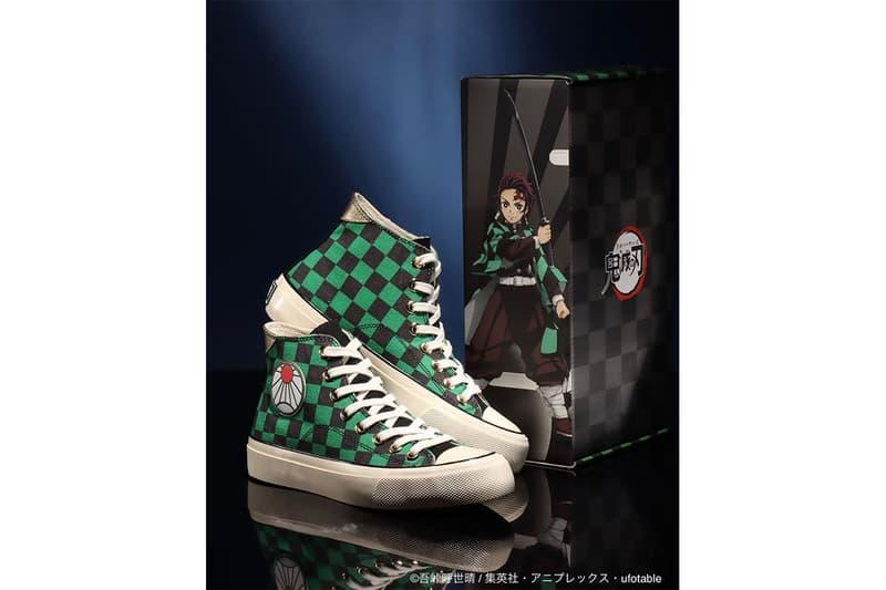 《鬼滅の刃》x atmos 全新第二回聯乘鞋款系列發佈