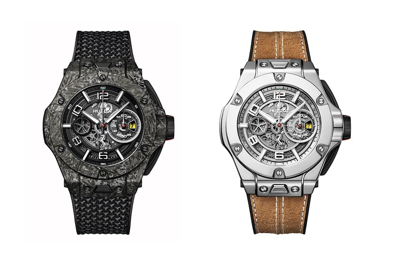 HYPEBEAST 率先揭露 Hublot x Ferrari 全新聯乘 Big Bang 腕錶