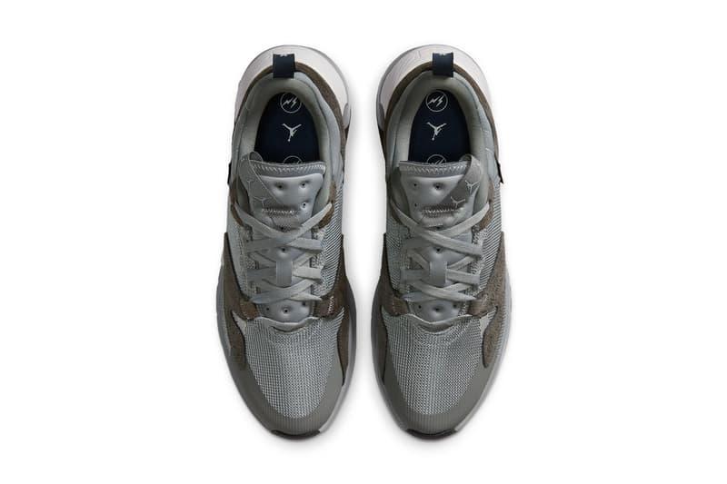 fragment design x Jordan Air Cadence SP 全新聯名鞋款官方圖輯、發售情報公開