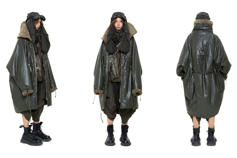 HAMCUS 2020 秋冬系列 Lookbook 正式發佈