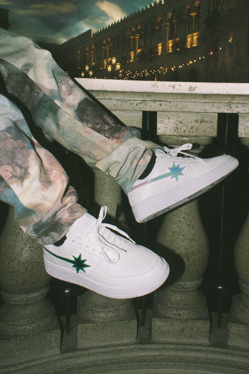 HBX 上架情報:Starwalk 推出全新獨佔鞋款 Episode 1「DIY Pack」