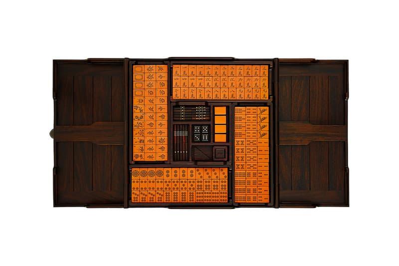 Hermès 推出要價 $42,000 美元之頂級麻將套裝