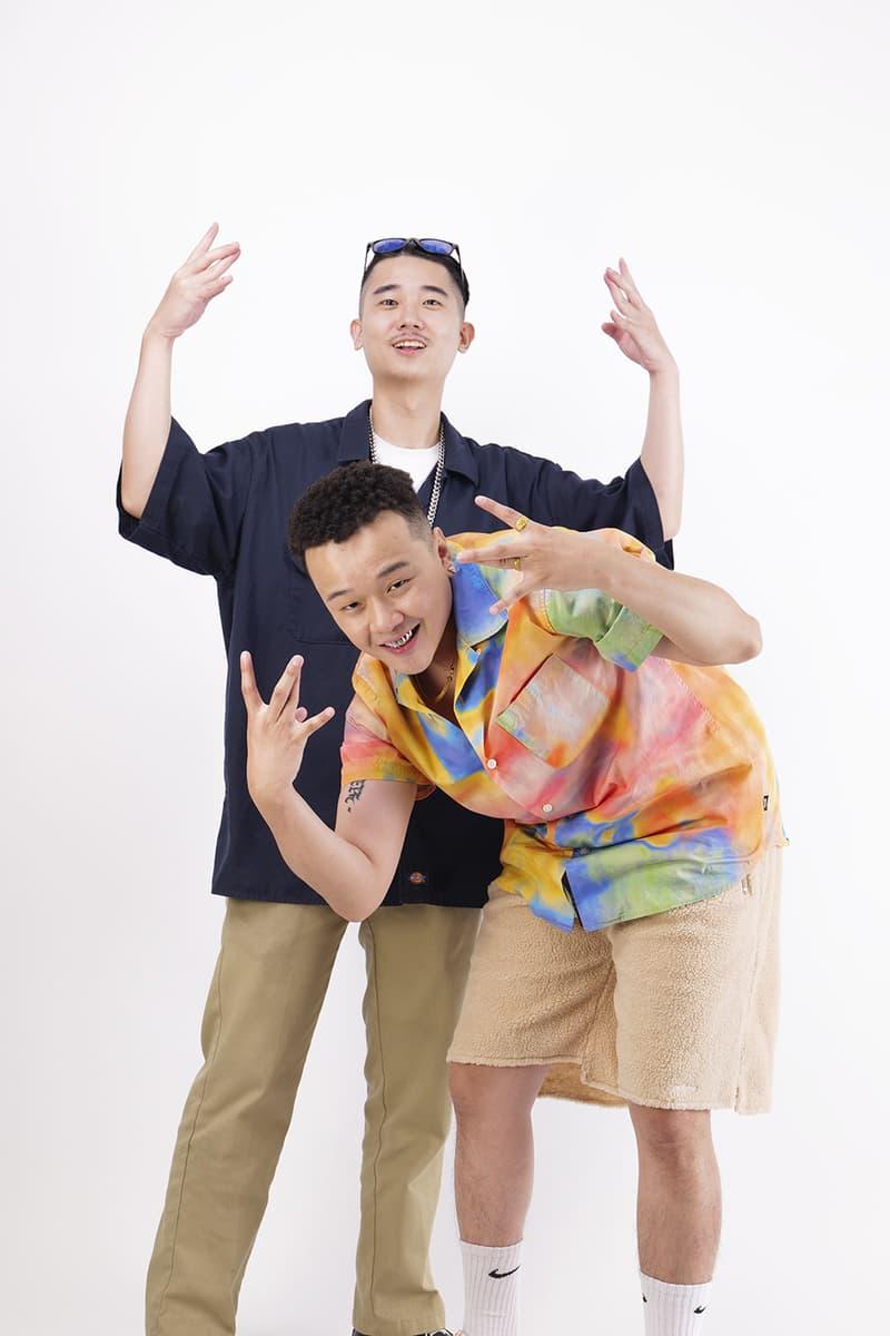 台灣西岸嘻哈雙人組「西屯純愛組」 首張專輯《West My Time 》正式登場