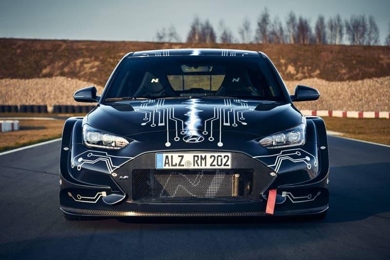 Hyundai 推出 810 匹馬力全新純電跑車 RM20e
