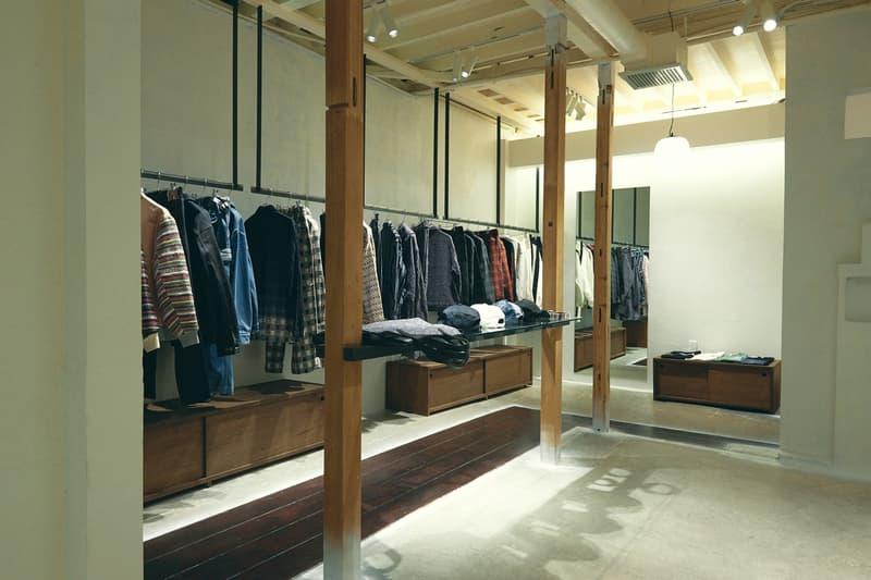 藍染古布服裝品牌 KUON 首間實體店鋪正式登陸日本原宿