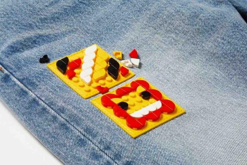LEGO x Levi's 全新聯乘系列正式完整公開