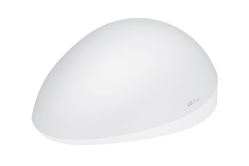 防治禿頭 - LG 推出全新「健髮頭盔」Pra.L MediHair