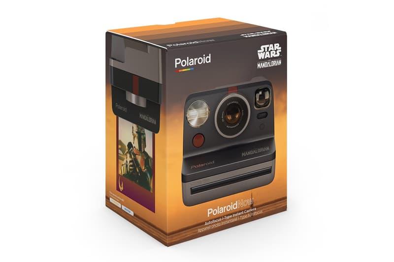 Polaroid 攜手《The Mandalorian》打造全新聯乘拍立得相機