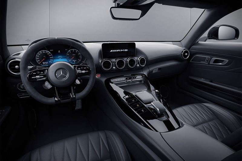 Mercedes-AMG GT 全新「Stealth Mode」版本車型發佈